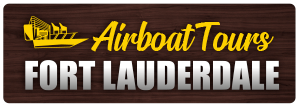 airboat tours fort lauderdale logo